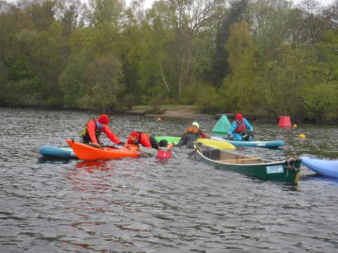 Foundation Safety and Rescue Training course @ Loch Lomond