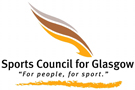 Affiliated to the Sports Council for Glasgow Logo