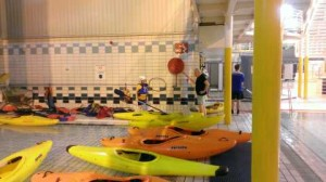 kayak rolling glasgow