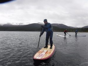 Paddleboard Training - apologies cancelled @ Loch Lomond